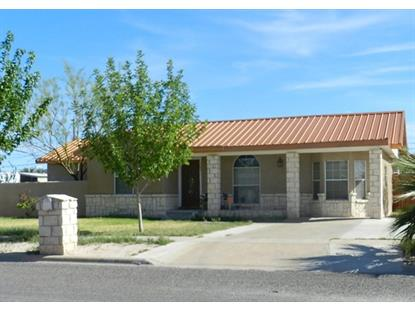 709 W 11th St  Fort Stockton, TX MLS# 50006740