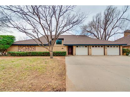 4493 Hackberry Court  Midland, TX MLS# 50028039