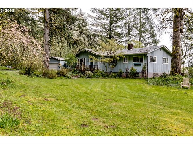 37035 H F WILLIAMS RD, Springfield, OR 97478