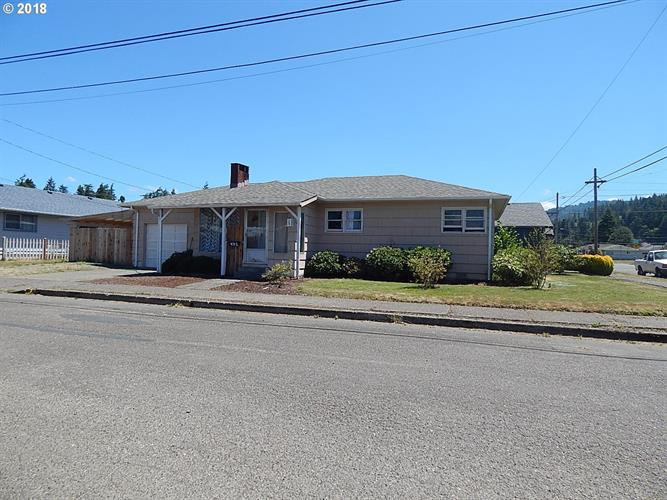 931 Bender, Myrtle Point, OR 97458