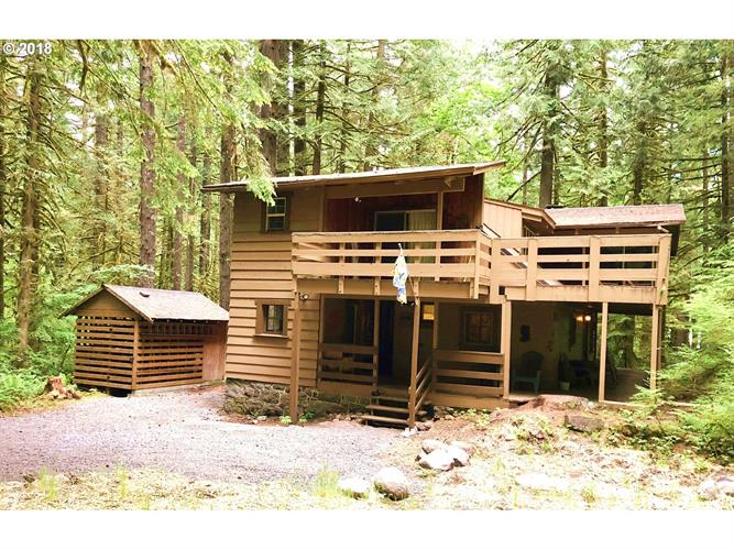 27068 E ROAD 14  lot 3, Rhododendron, OR 97049