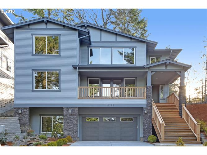 8588 SW 47TH AVE, Portland, OR 97219