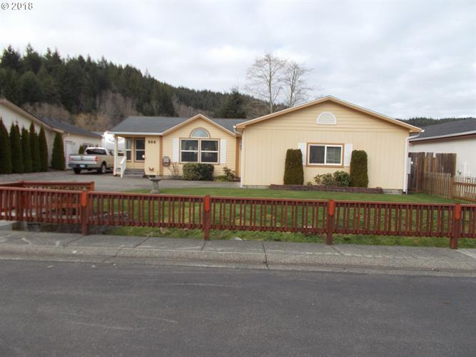 222 WOOD DUCK LN, Lakeside, OR 97449