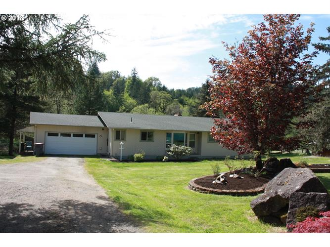 18670 SW GOPHER VALLEY RD, Sheridan, OR 97378