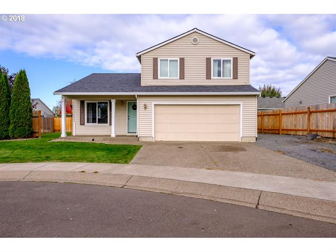 1047 THORNBURY CT, Gervais, OR 97026