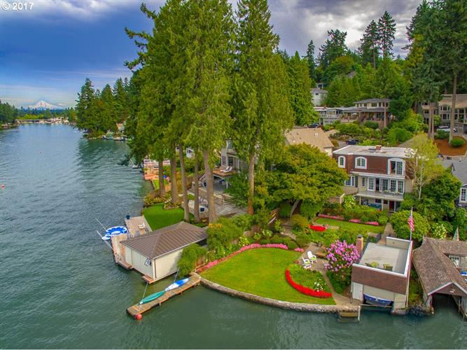 1657 LAKE FRONT RD, Lake Oswego, OR 97034