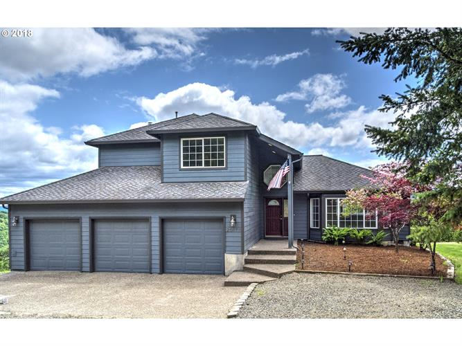 26171 SW VALLEY VIEW LN, Sheridan, OR 97378
