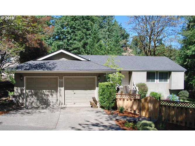 58 TOUCHSTONE, Lake Oswego, OR 97035