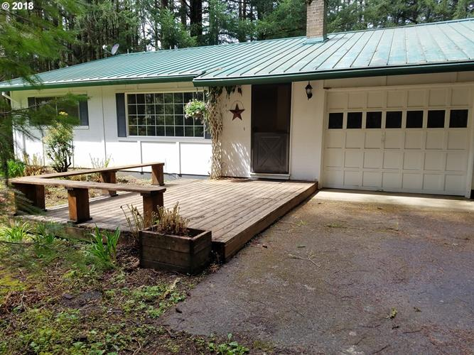 25799 S MORGAN RD, Estacada, OR 97023