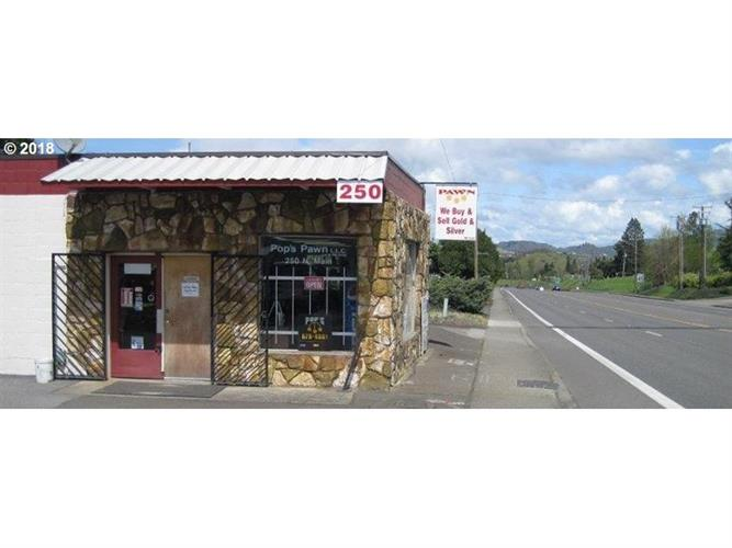 250 NW MAIN ST, Winston, OR 97496