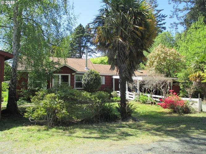 56184 LOST VALLEY RD, Bandon, OR 97411