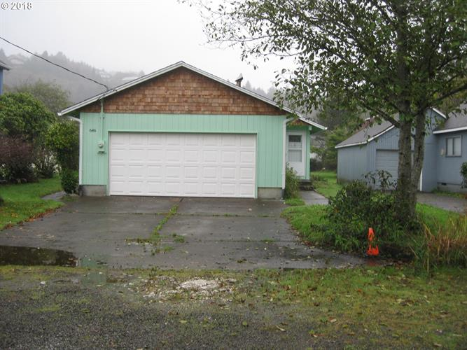646 S ANCHOR ST, Rockaway Beach, OR 97136 - Image 1