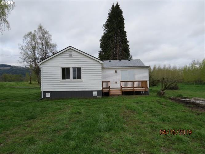 15049 MIDLAND DISTRICT RD, Clatskanie, OR 97016 - Image 1