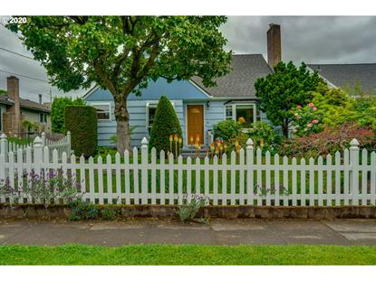 4437 SE 46TH AVE Portland, OR MLS# 20342062