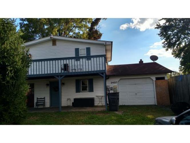 1410 E. Mary Street, Bristol, TN 37620