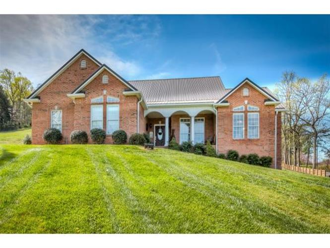 361 Hamilton Hill, Bluff City, TN 37618