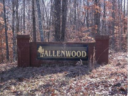 Lot 1 Allenwood Drive , Surgoinsville, TN