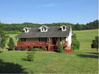 504 Carters Valley Road , Rogersville, TN