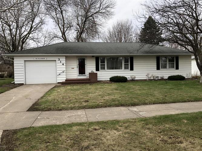 314 S Paffrath Avenue, Springfield, MN 56087