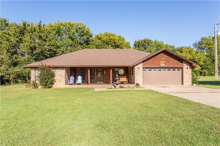 3215 Breezy  LN, Greenwood, AR 72936