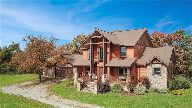 592 Antioch  RD, Booneville, AR 72927 - Image 1