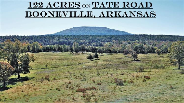 TBD Tate Road, Booneville, AR 72927 - Image 1