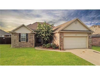 1816 Fairbanks  DR Barling, AR MLS# 1020317