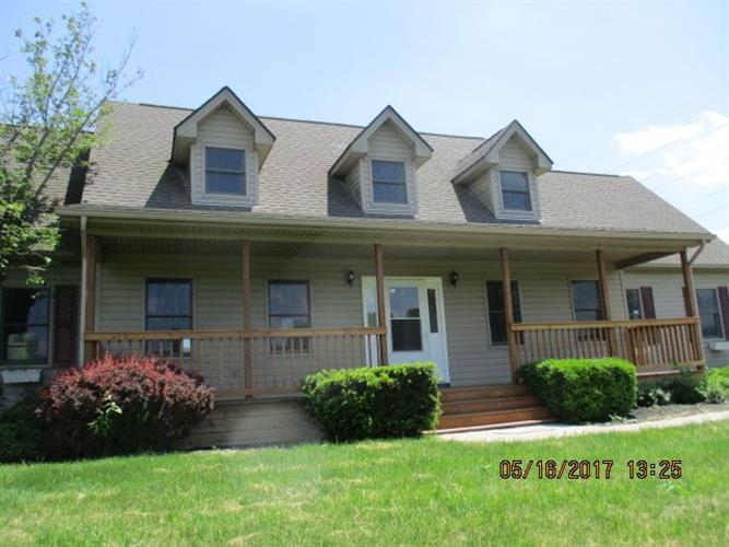 4938 Four Mile Road, Jackson, OH 45640