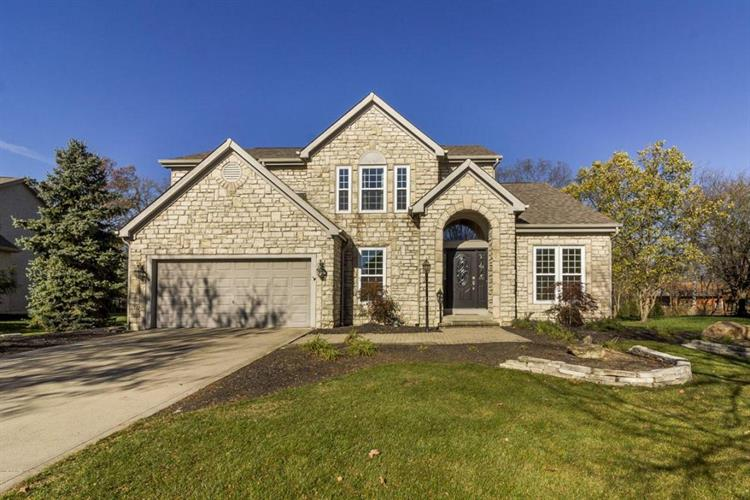 10422 TORRINGTON Drive, Powell, OH 43065