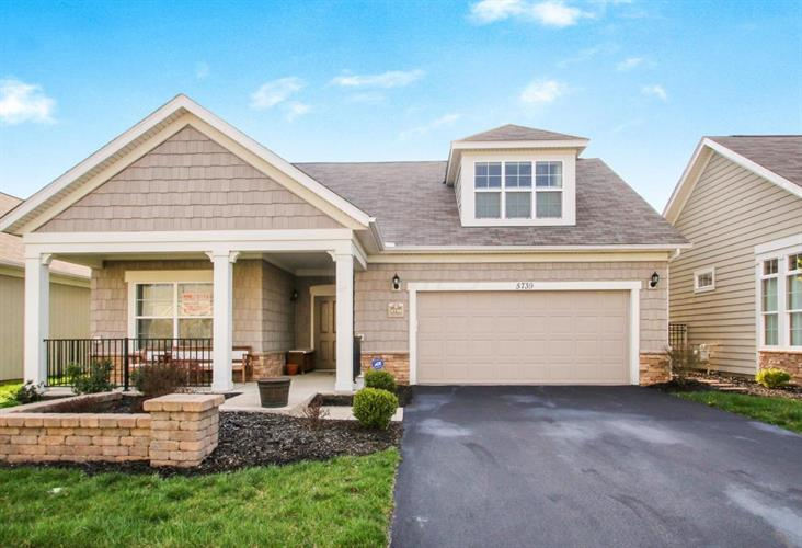 5739 Timber Top Drive, Hilliard, OH 43026