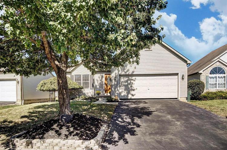 5528 Meadow Passage Drive, Canal Winchester, OH 43110