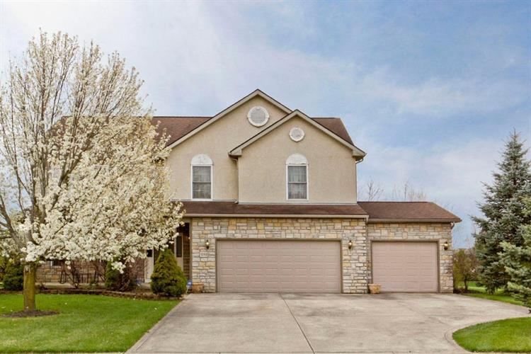 3280 Hidden Cove Circle, Lewis Center, OH 43035