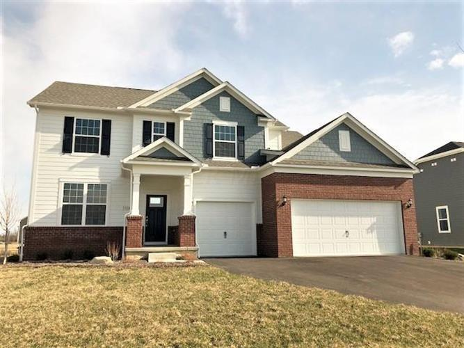7308 White Cap Drive, Powell, OH 43065