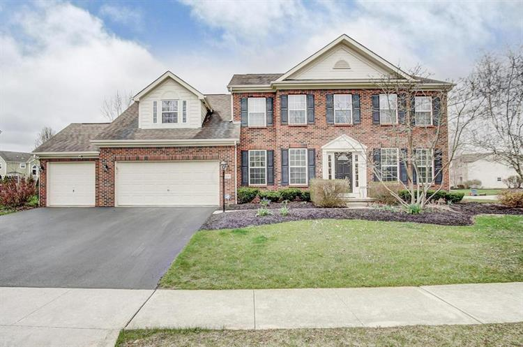 7690 High Wind Drive, Powell, OH 43065