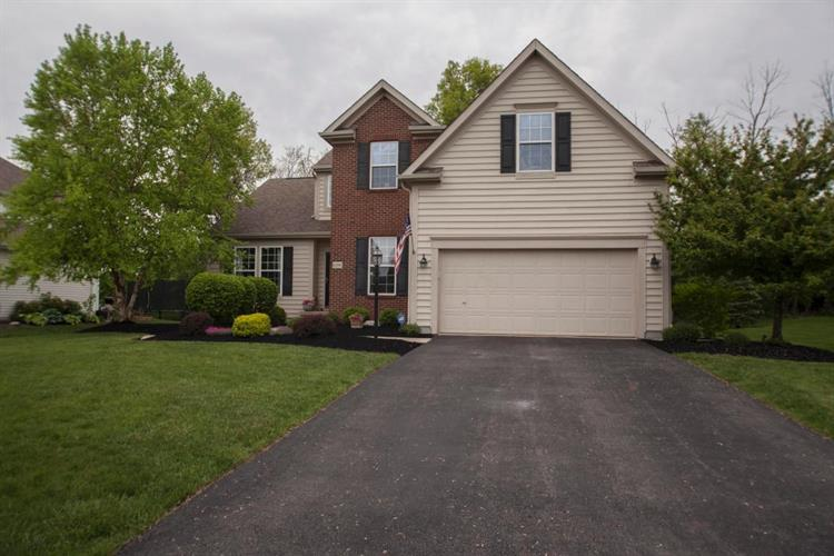 6599 Falling Meadows Drive, Galena, OH 43021