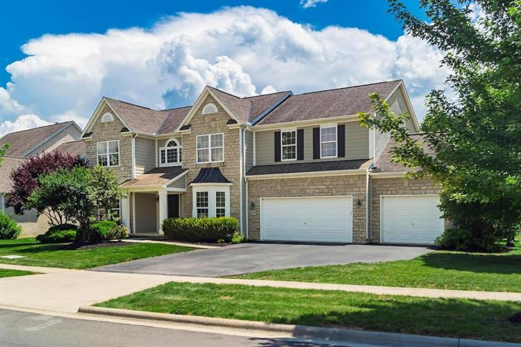 3489 Windy Forest Lane, Powell, OH 43065