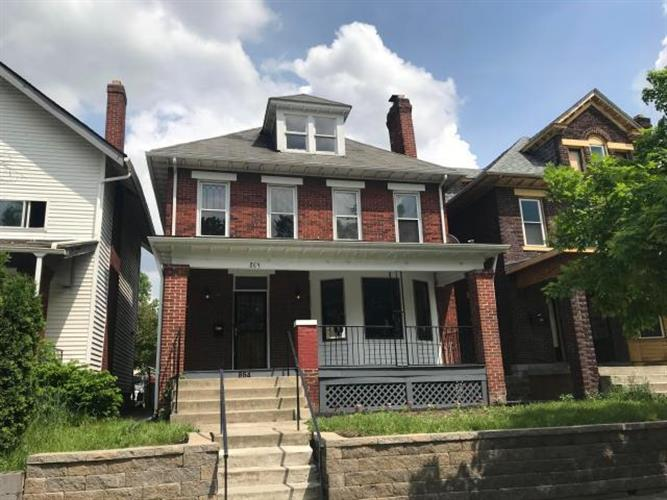 864 S Ohio Avenue, Columbus, OH 43206