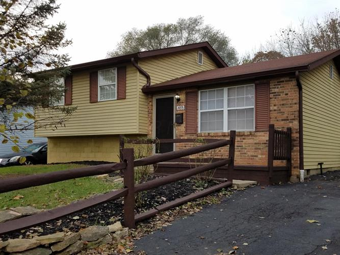 833 Eliots Oak Road, Columbus, OH 43228