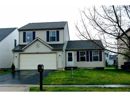 1122 Harley Run Drive, Blacklick, OH