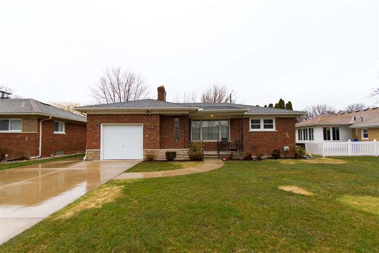 28506 KIMBERLY, Saint Clair Shores, MI 48081