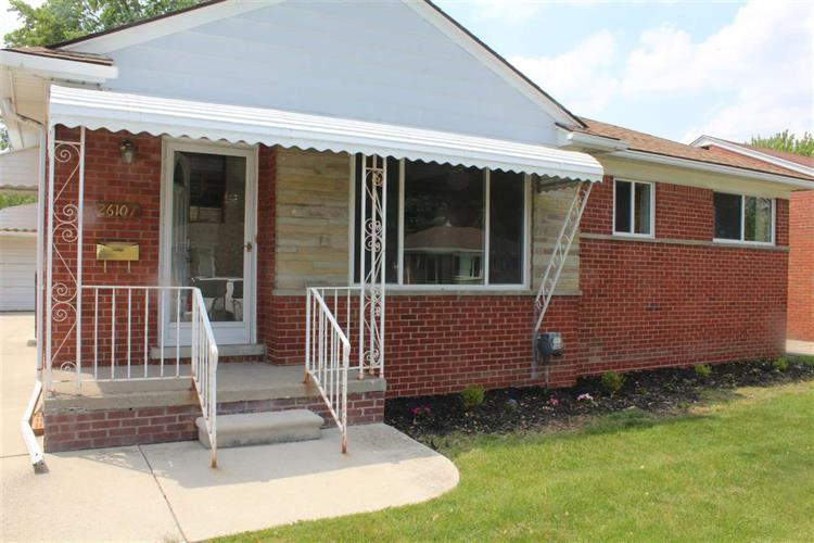 26107 SAN ROSA, Saint Clair Shores, MI 48081
