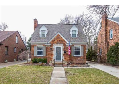 1341 ROSLYN ROAD, Grosse Pointe Woods, MI