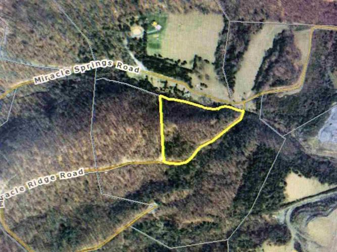 lot 11 MIRACLE RIDGE RD, Elkton, VA 22827
