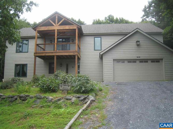 103 SOUTH FOREST DR, Wintergreen Resort, VA 22967