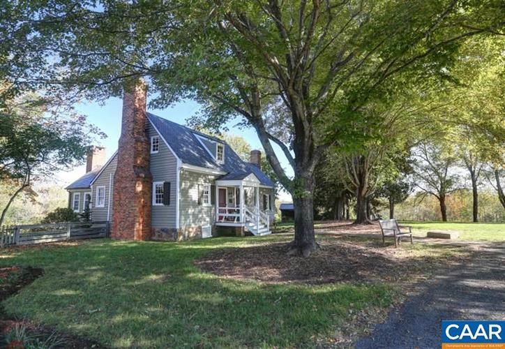 529 JAMES RIVER RD, Scottsville, VA 24590