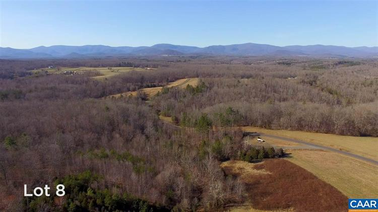 8 FRAYS RIDGE CROSSING, Earlysville, VA 22936