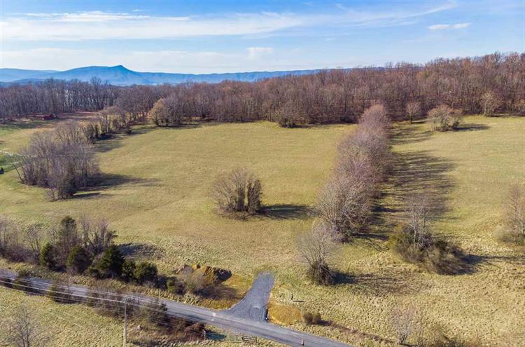 8.46 Acres on GOOSE CREEK RD, Raphine, VA 24472 - Image 1