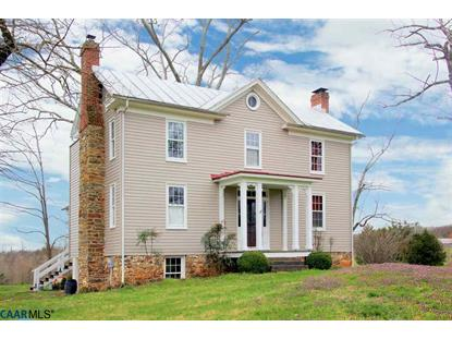 3374 TWYMANS MILL RD  Orange, VA MLS# 560935