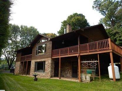 3836 DUNNS GAP RD  Hot Springs, VA MLS# 581709