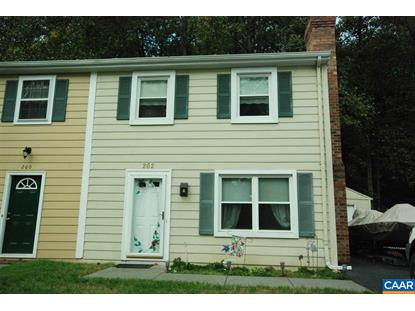 262 ALBERT CT  Charlottesville, VA MLS# 582228